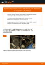 Jak wymienić klocki hamulcowe przód w VW Passat 3C B6 Variant - poradnik naprawy