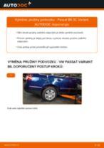 Příručka VW TIGUAN