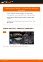 Jak vyměnit Hlavni brzdovy valec SKODA udělej si sám - online návody pdf