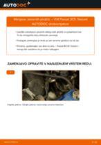 Kako zamenjati avtodel zavorne ploščice spredaj na avtu VW Passat 3C B6 Variant – vodnik menjave