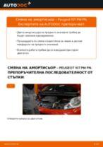 Самостоятелна смяна на задни и предни Накладки за барабанни спирачки на RENAULT - онлайн ръководства pdf