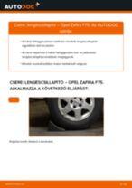 Kezelési kézikönyv pdf: MAZDA 626 IV Hatchback (GE)