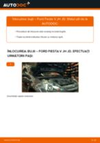 Cum să schimbați: bujii la Ford Fiesta V JH JD | Ghid de înlocuire