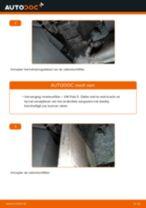 Interieurluchtfilter veranderen: pdf handleidingen voor VW POLO