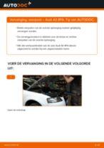 Gratis handleiding voor het Veerpoten vernieuwen AUDI A3 Sportback (8PA)