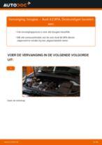 Gratis handleiding voor het Bougies vernieuwen AUDI A3 Sportback (8PA)