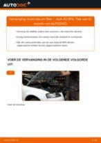 Hoe Remslang achter en vóór SMART ROADSTER kunt vervangen - tutorial online