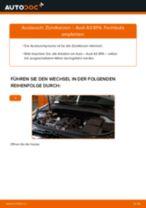 Audi A1 GBA Reparaturanweisung Schritt-für-Schritt