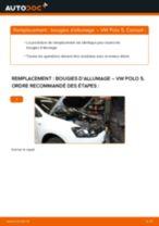 Comment changer : bougies d'allumage sur VW Polo 5 - Guide de remplacement