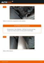 PDF manuel de remplacement: Filtre climatisation VW Polo Berline (602, 604, 612, 614)