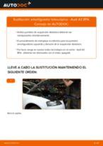 Descubra lo que está mal con su AUDI A3 utilizando nuestros manuales de taller