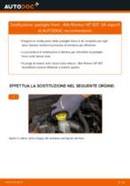Montaggio Kit pasticche freni ALFA ROMEO 147 (937) - video gratuito
