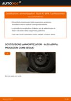 Come cambiare Sospensione motore posteriore e anteriore Opel Corsa B - manuale online