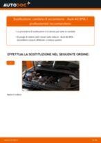 Cambiare Candela Di Accensione AUDI A3: manuale tecnico d'officina