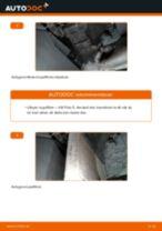 PDF guide för byta: Kupeluftfilter VW Polo Sedan (602, 604, 612, 614)
