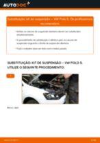 Como substituir Articulação axial de direção Toyota Rav4 xa1 - manual online