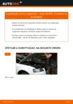Manual de oficina para AUDI Q3