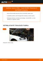 MANN-FILTER W 940/25 už A3 Sportback (8PA) | PDF keitimo vadovas
