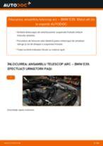 Înlocuirea Telescoape la BMW 5 (E39) - sfaturi și trucuri utile