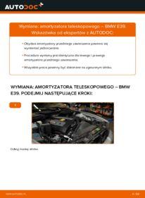 Jak przeprowadzić wymianę: Amortyzator w BMW 5 SERIES