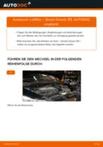 Auswechseln Kühlmodul SKODA OCTAVIA: PDF kostenlos