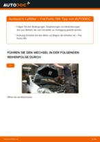 DIY-Leitfaden zum Wechsel von Luftfilter beim FIAT GRANDE PUNTO