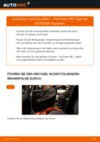 Brauchbare Handbuch zum Austausch von Innenraumfilter beim FIAT DOBLO