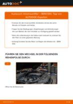 Wie BMW E60 Innenraumfilter wechseln - Anleitung