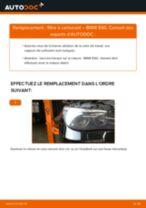 Remplacement Filtre à Carburant BMW 5 SERIES : pdf gratuit
