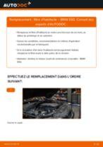 Comment changer : filtre d'habitacle sur BMW E60 - Guide de remplacement