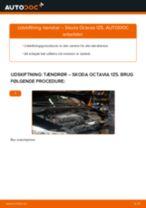 DENSO D18 til Octavia II Combi (1Z5) | PDF udskiftnings guide