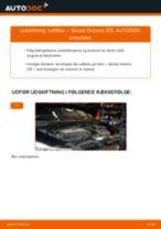 Automekaniker anbefalinger for udskiftning af SKODA Octavia 1z5 1.6 TDI Oliefilter
