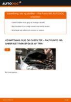 Instruktionsbog FIAT GRANDE PUNTO