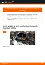 Recomendaciones de mecánicos de automóviles para reemplazar Filtro de Aceite en un FIAT Fiat 500 312 1.3 D Multijet