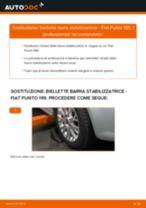 Le raccomandazioni dei meccanici delle auto sulla sostituzione di Braccio Oscillante FIAT Fiat Grande Punto Hatchback 1.4