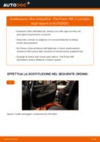 PDF manuale di sostituzione: Filtro abitacolo FIAT GRANDE PUNTO (199)