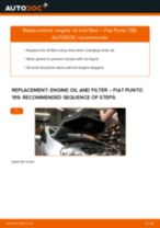 Auto mechanic's recommendations on replacing FIAT Fiat Grande Punto 199 1.4 Shock Absorber
