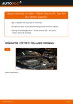 RIDEX 7O0007 för Octavia II Combi (1Z5) | PDF instruktioner för utbyte