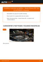 DIY-manual for utskifting av Oljefilter i SKODA OCTAVIA 2020
