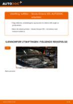 Mekanikerens anbefalinger om bytte av SKODA Octavia 1z5 1.6 TDI Oljefilter