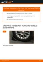 Bytte Bremseslange foran høyre VW TOURAN: handleiding pdf