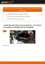 Hvordan bytte Hjulhastighetsfoler Audi A6 C5 Sedan - guide online
