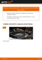 Manuální PDF pro údržbu YETI