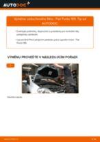 Výměna Hlavni brzdovy valec na Nissan Primera P12 Hatchback - tipy a triky