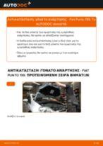 Πότε πρέπει να αλλάξει Αμορτισέρ FIAT GRANDE PUNTO (199): εγχειριδιο pdf