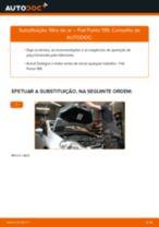 RIDEX 8A0424 para GRANDE PUNTO (199) | PDF tutorial de substituição
