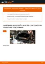 MANN-FILTER W 914/28 eest GRANDE PUNTO (199) | PDF asendamise õpetused