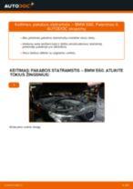 Uždegimo laidai pakeitimas BMW Z3 - patarimai ir gudrybės