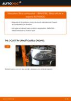 Cum să schimbați: filtru combustibil la BMW E60 | Ghid de înlocuire