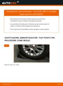 Come effettuare una sostituzione di Ammortizzatori su FIAT ? Dai un'occhiata alla nostra guida dettagliata e scopri come farlo